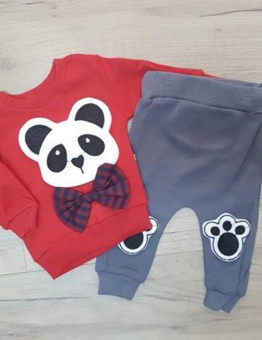 Costumas urs panda